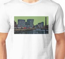 The Waterfront, Liverpool Unisex T-Shirt