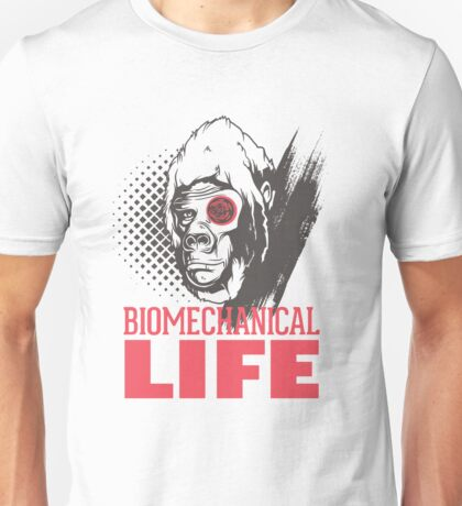 Planet of the Apes: Biomechanical Life Unisex T-Shirt