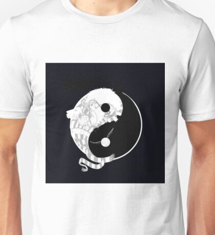 Hp yin yang Unisex T-Shirt