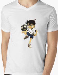 Conan Mens V-Neck T-Shirt