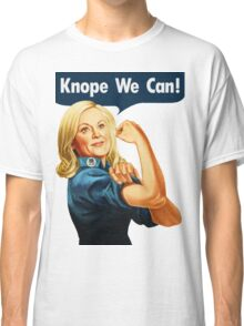 Knope We Can! // Parks & Recreation  Classic T-Shirt