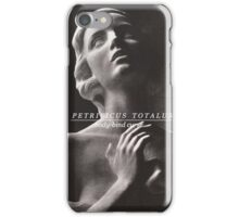 Petrificus totalus spell iPhone Case/Skin
