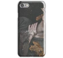 Stupeficium spell iPhone Case/Skin