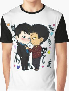 MALEC Graphic T-Shirt