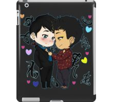 MALEC iPad Case/Skin
