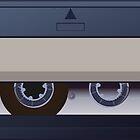 DAT Cassette by Dean Dunakin