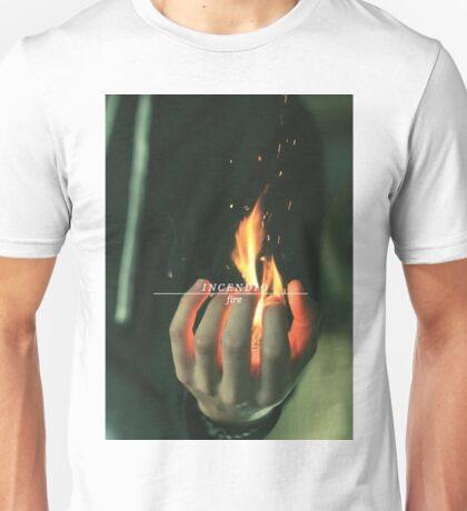 Incendio spell Unisex T-Shirt