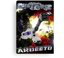 Custanz Ardeeto art Canvas Print