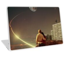We Used To Live There, Too Laptop Skin
