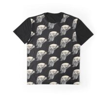 Grey Beard Gary Graphic T-Shirt