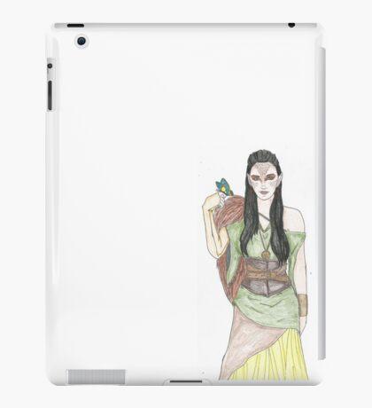 Woodland Guide iPad Case/Skin