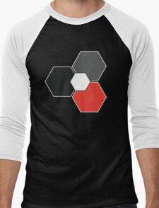 Linus Tech Tips - WAN Show Logo Men's Baseball ¾ T-Shirt