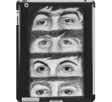 FAB FOUR EYES  iPad Case/Skin