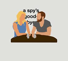 A Spy's Goodbye  Unisex T-Shirt