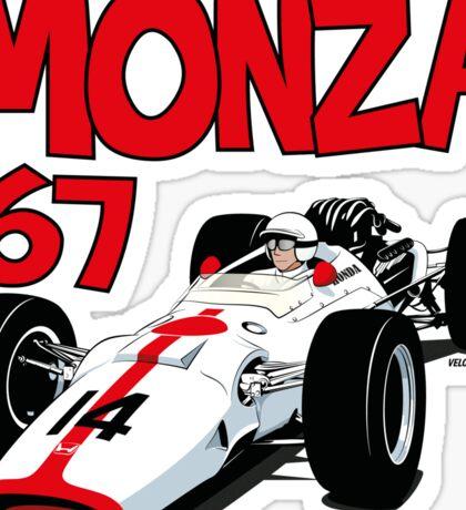 1967 Honda RA300 F1 Car Sticker