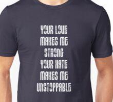 CR7 Quotes Unisex T-Shirt