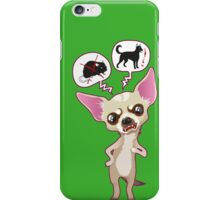 Angry Chihuahua iPhone Case/Skin