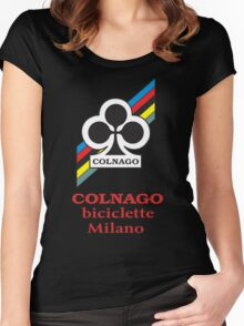 COLNAGO Women's Fitted Scoop T-Shirt