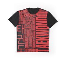 Taekwondo Thypho 2 - Korean Martial Art Graphic T-Shirt