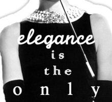 Audrey Hepburn - Holly  Sticker