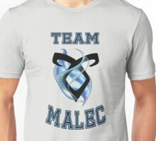 Team Malec Unisex T-Shirt