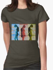 Body Language 21 Womens Fitted T-Shirt