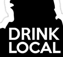 New York Drink Local NY NYC  Sticker