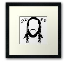 Junkyard Dog 2.0 Framed Print