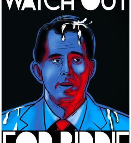 Wisconsin: Feel the Berd Sticker