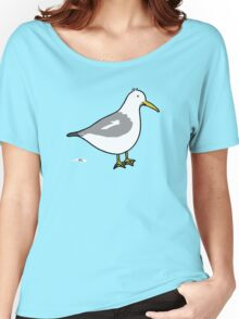 Seagull Women's Relaxed Fit T-Shirt
