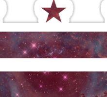 DC Nebula Sticker