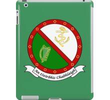 Irish Naval Service iPad Case/Skin