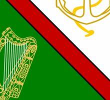 Irish Naval Service Sticker
