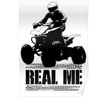Quad Motocross - Dirt Bike Poster