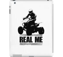 Quad Motocross - Dirt Bike iPad Case/Skin