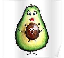 Babyseed Avocado  Poster