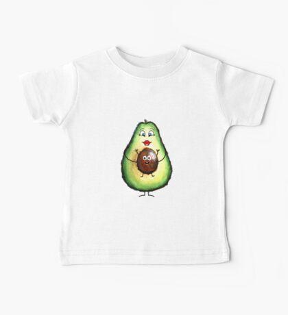 Babyseed Avocado  Baby Tee