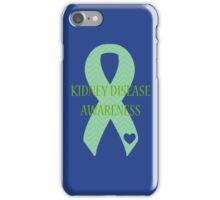 Kidney Disease - Chevron iPhone Case/Skin