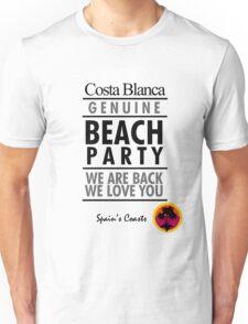 Costa Blanca Unisex T-Shirt