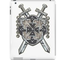 Hero's Coat of Arms iPad Case/Skin