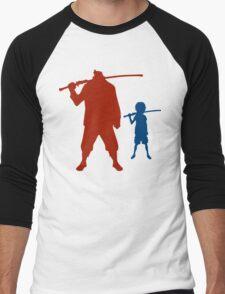 The Boy and the Beast Men's Baseball ¾ T-Shirt