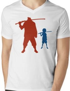 The Boy and the Beast Mens V-Neck T-Shirt