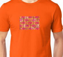 Multi Patterned Abstract Unisex T-Shirt