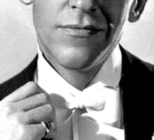 Fred Astaire Publicity Portrait Sticker