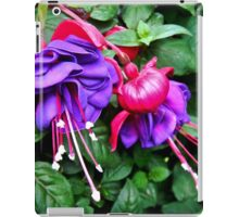 Ribbon Flora iPad Case/Skin