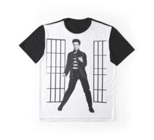 Elvis Presley Jailhouse Rock Graphic T-Shirt
