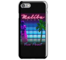 Malibu Club VC iPhone Case/Skin