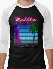 Malibu Club VC Men's Baseball ¾ T-Shirt