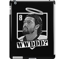WWWDDD? Drew Doughty Halo Tee - LA Kings iPad Case/Skin