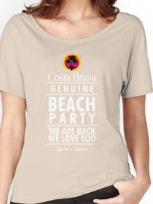 Costa Brava Women's Relaxed Fit T-Shirt